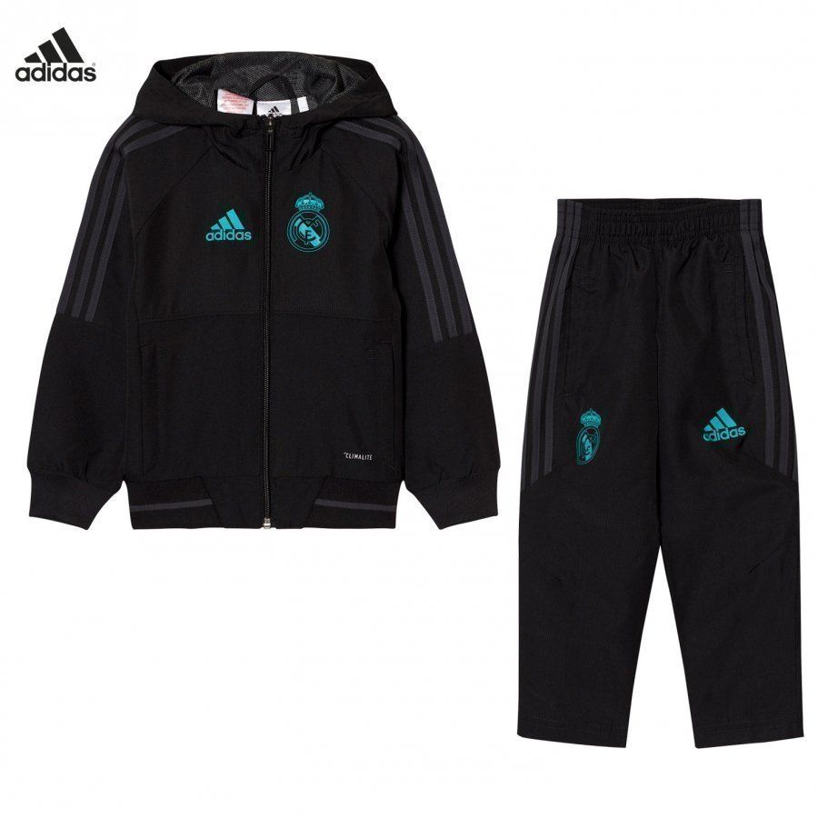 Real Madrid Cf ´17 Kids Training Tracksuit Jalkapalloasu