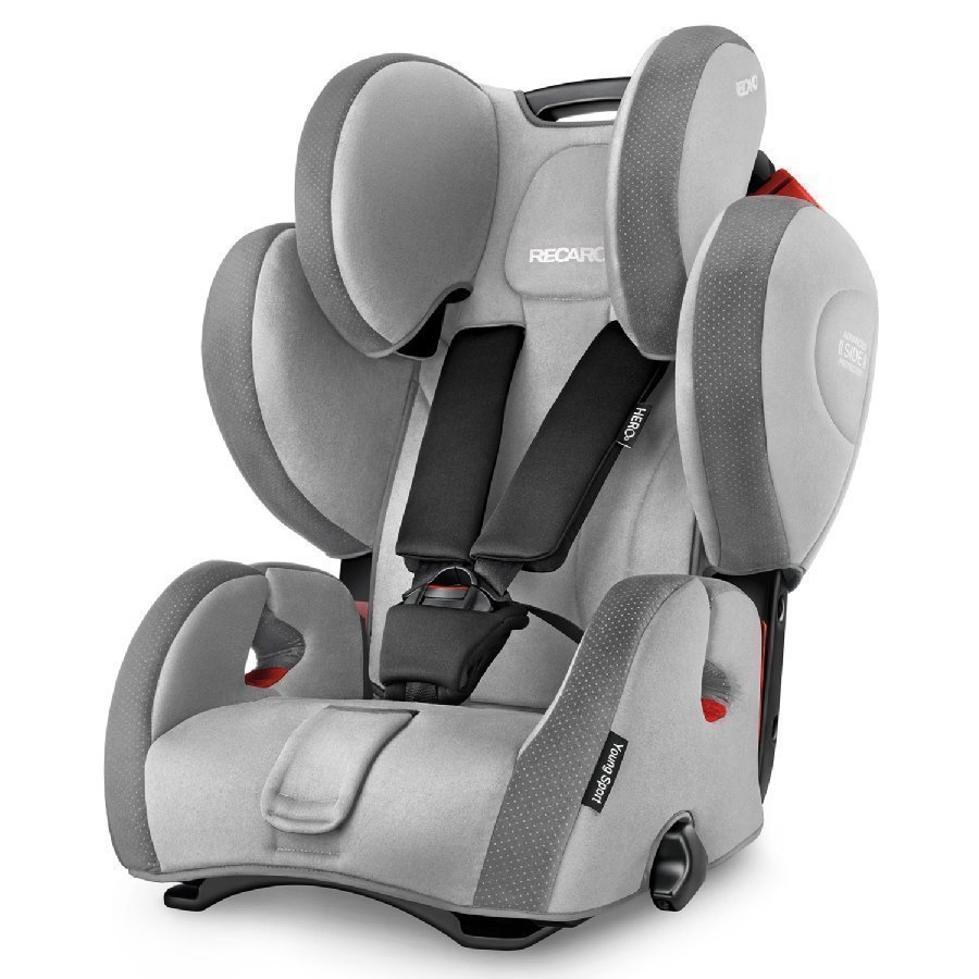 Recaro Young Sport Hero Shadow Turvaistuin