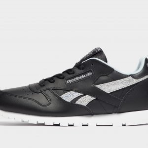 Reebok Classic Leather Musta