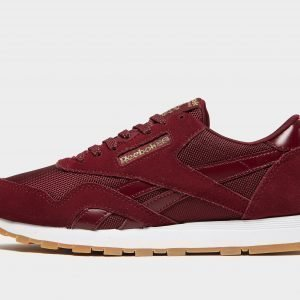 Reebok Classic Leather Punainen