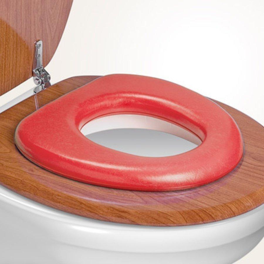 Reer Soft Wc Istuimen Pienennin Punainen