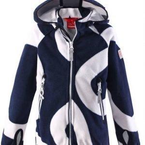 Reima Ajatus Jacket Fleecetakki Sinivalkoinen