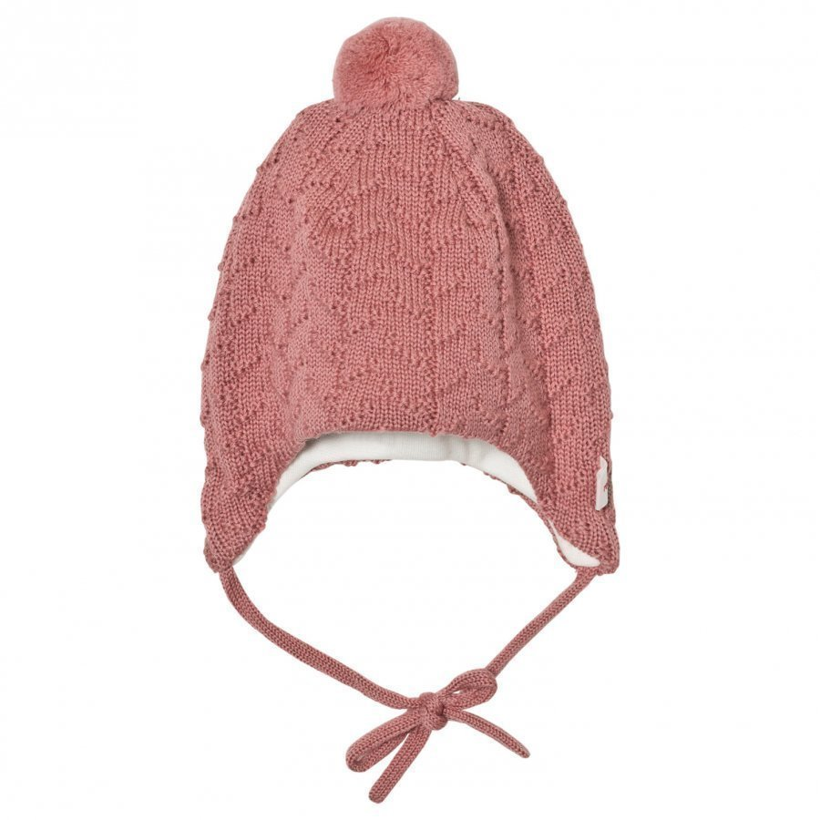 Reima Beanie Lintu Dusty Rose Pipo