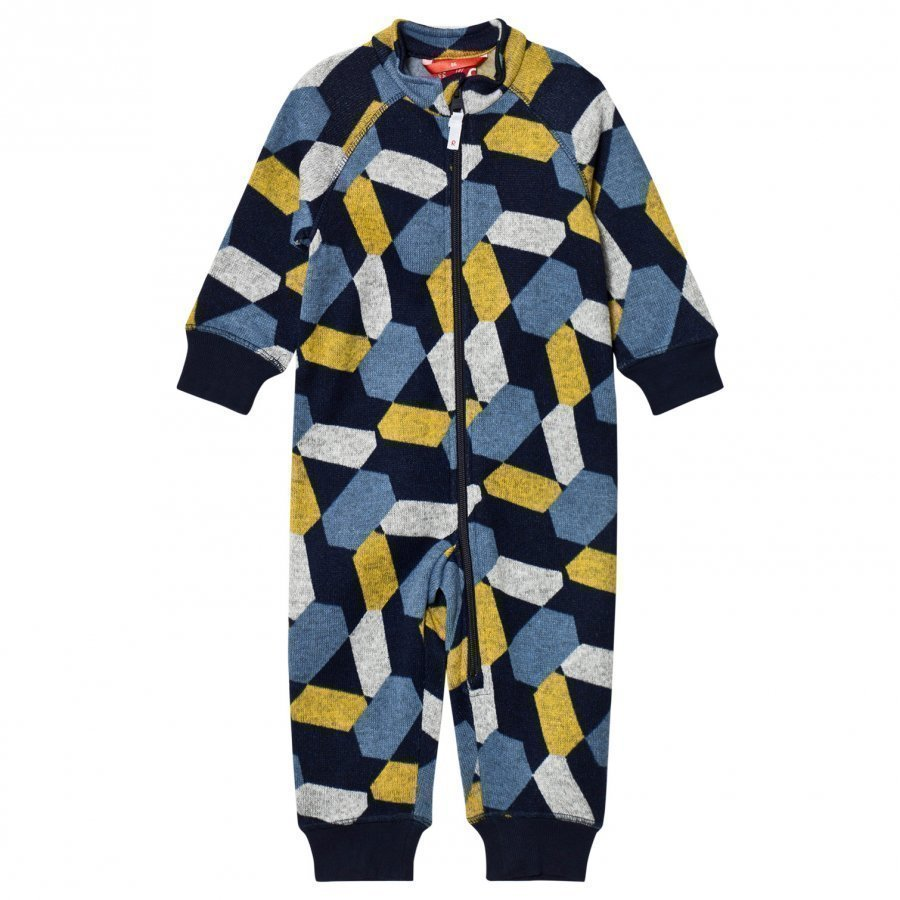 Reima Coverall Myytti Navy Fleece Haalarit