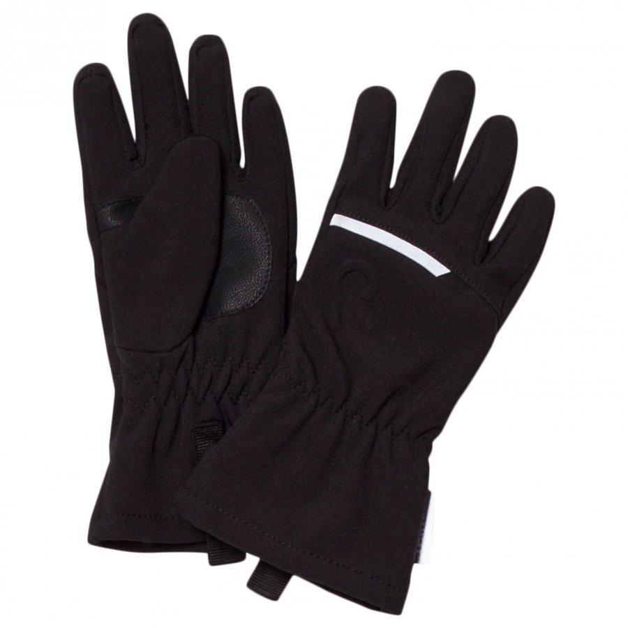 Reima Eriste Gloves Black Villahanskat