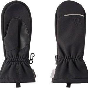 Reima Etappi Gloves Softshell Rukkaset Musta