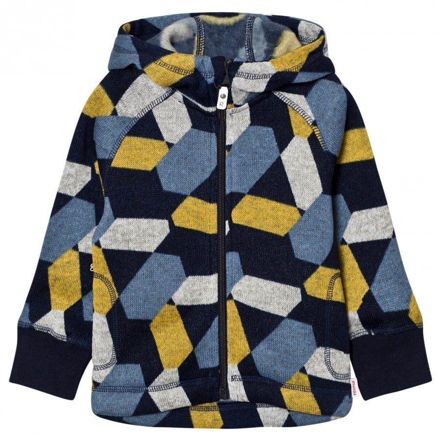 Reima Fleece Sweater Northern Navy Fleece Huppari