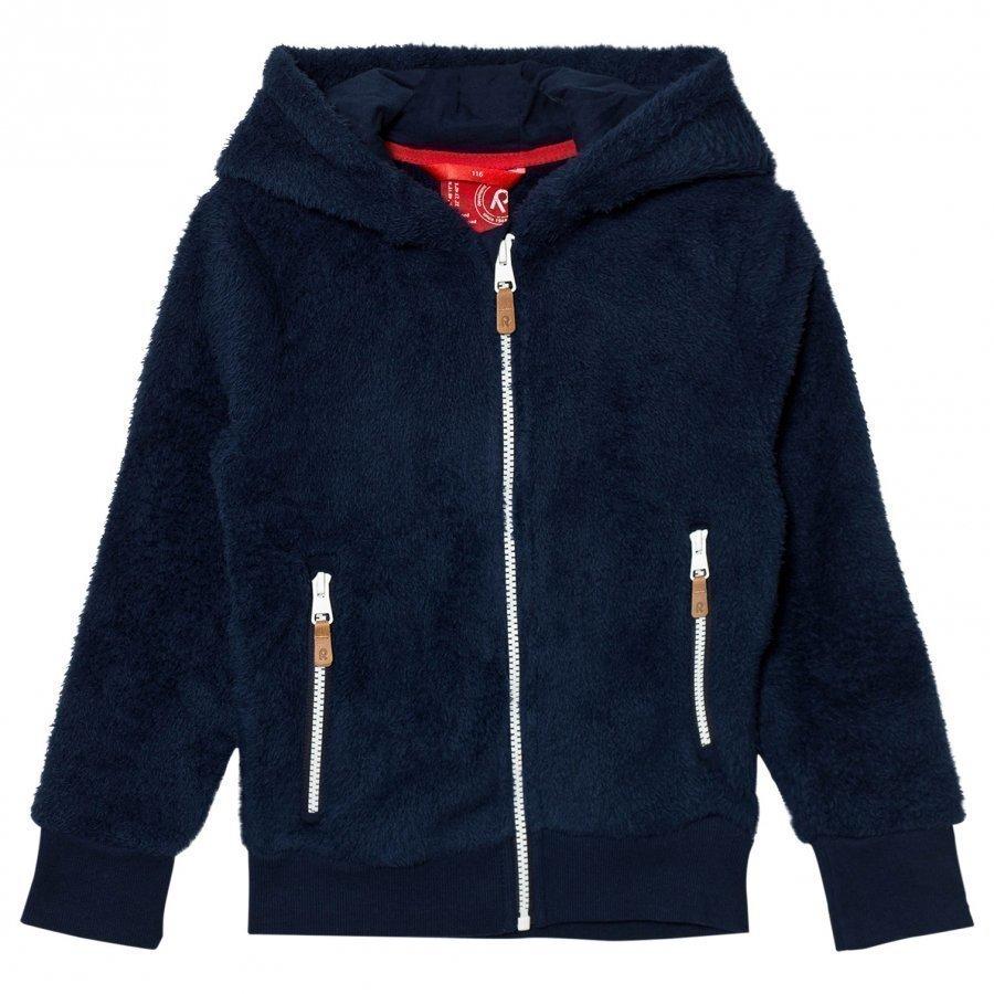 Reima Fleece Sweater Toivo Navy Fleece Huppari