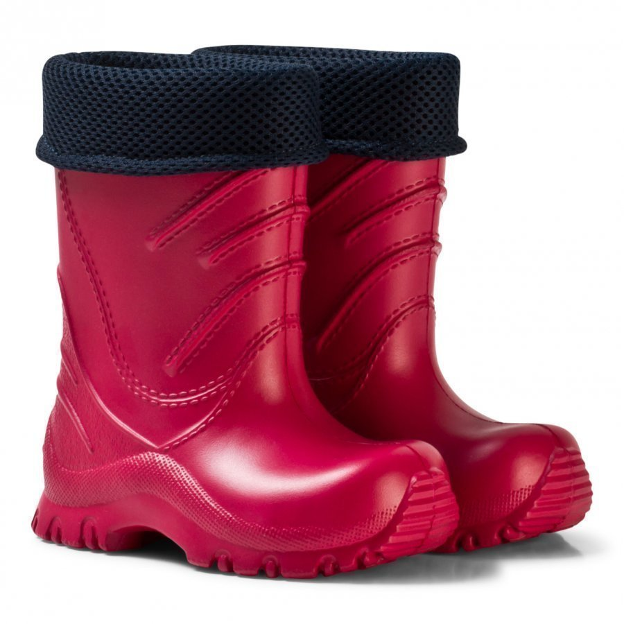 Reima Frillo Rain Boots Dark Berry Kumisaappaat