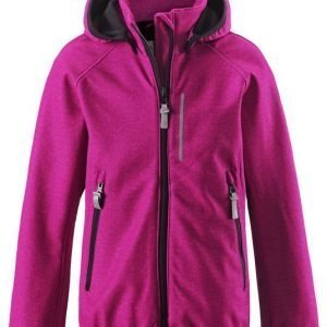 Reima Kaareva Jacket Softshell Takki Pink