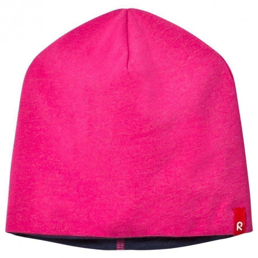 Reima Lautta Beanie Pink Pipo