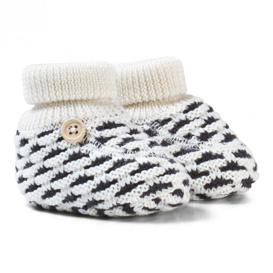 Reima Lepo Booties Off White Vauvan Kengät