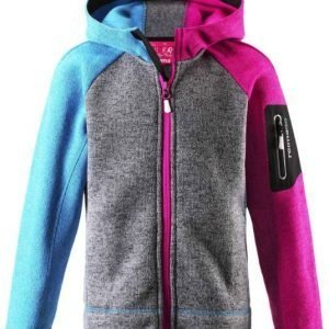 Reima Lively Fleece Jacket Fleecetakki Pink
