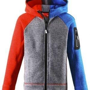 Reima Lively Fleece Jacket Fleecetakki Sininen