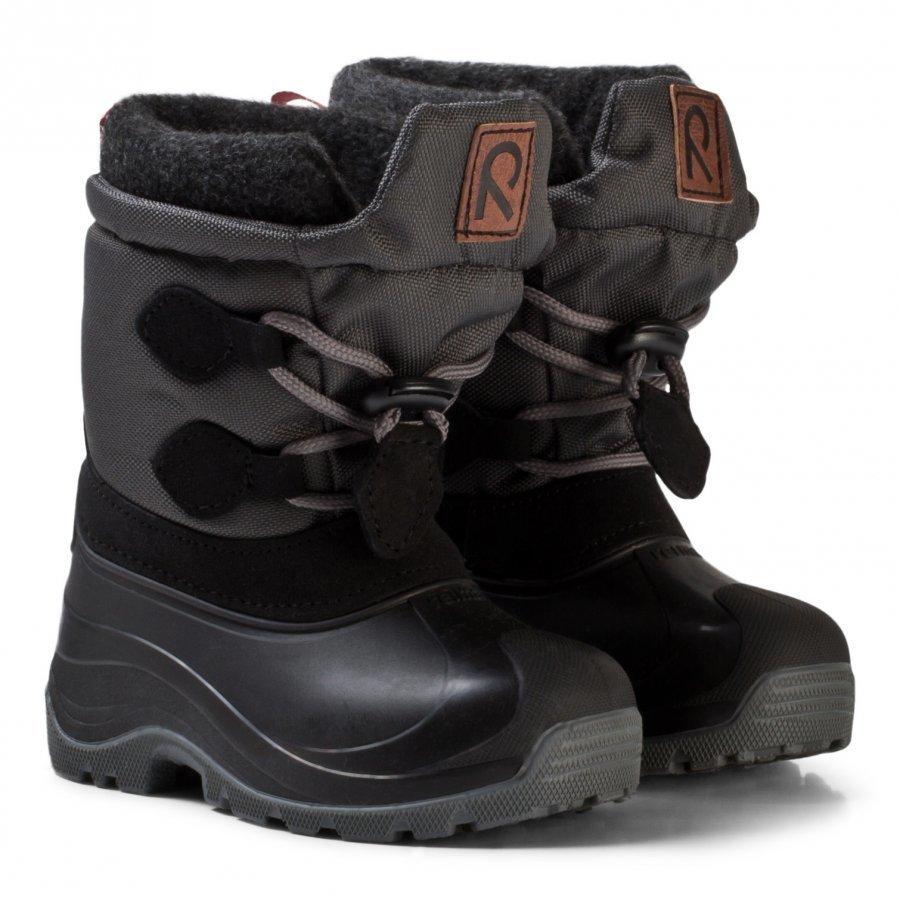 Reima Loimu Winter Boots Black Talvisaappaat