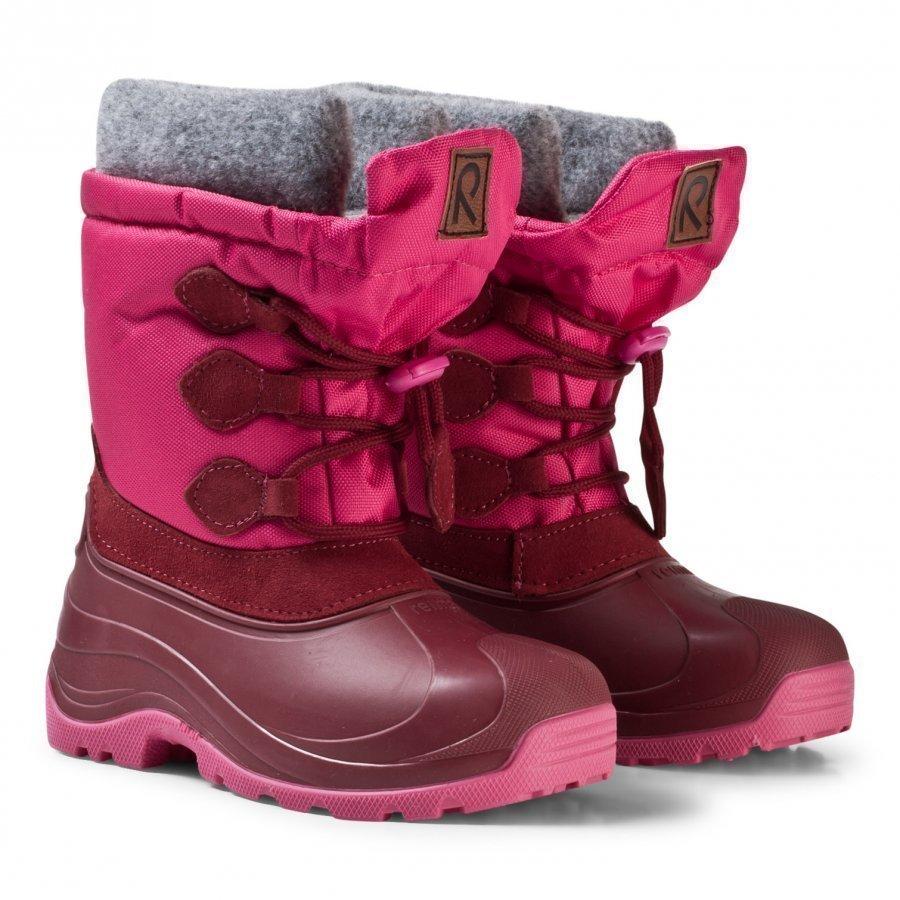 Reima Loimu Winter Boots Dark Berry Talvisaappaat