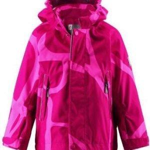 Reima Metamorphic Jacket Välikausitakki Pinkki