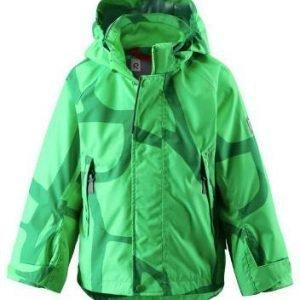 Reima Metamorphic Jacket Välikausitakki Vaaleanvihreä