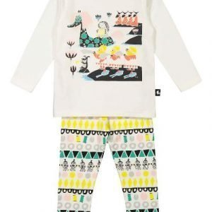 Reima Moomin Fanfar Pyjama