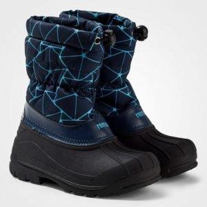Reima Nefar Winter Boots Navy Talvisaappaat