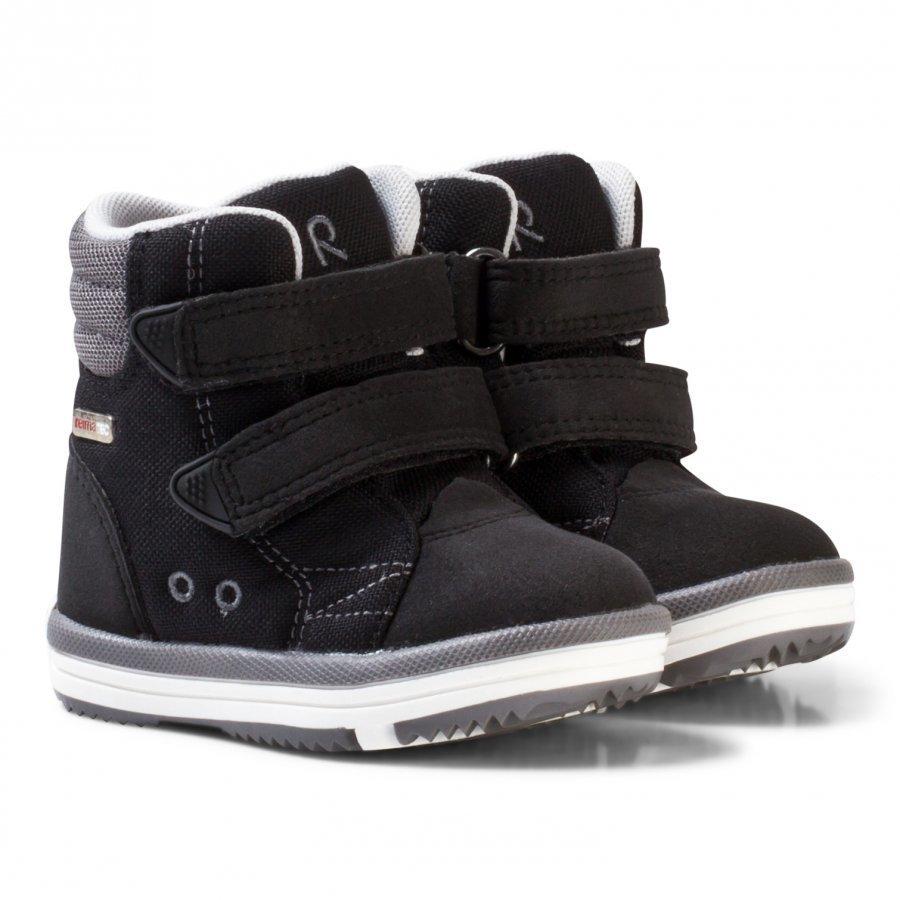 Reima Patter Reimatec Shoes Black Korkeavartiset Kengät