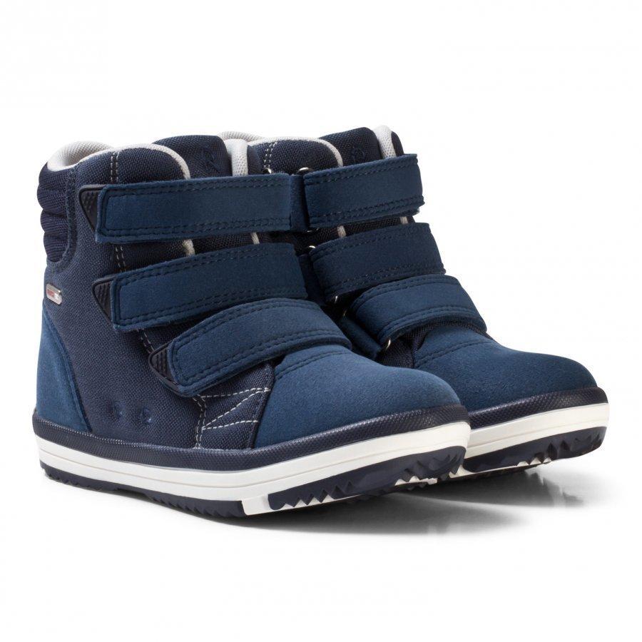 Reima Patter Reimatec Shoes Soft Blue Korkeavartiset Kengät