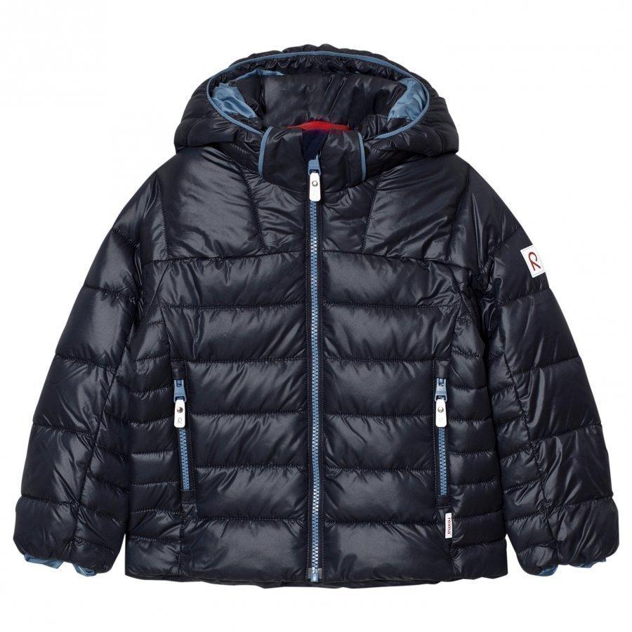 Reima Petteri Winter Jacket Navy Toppatakki