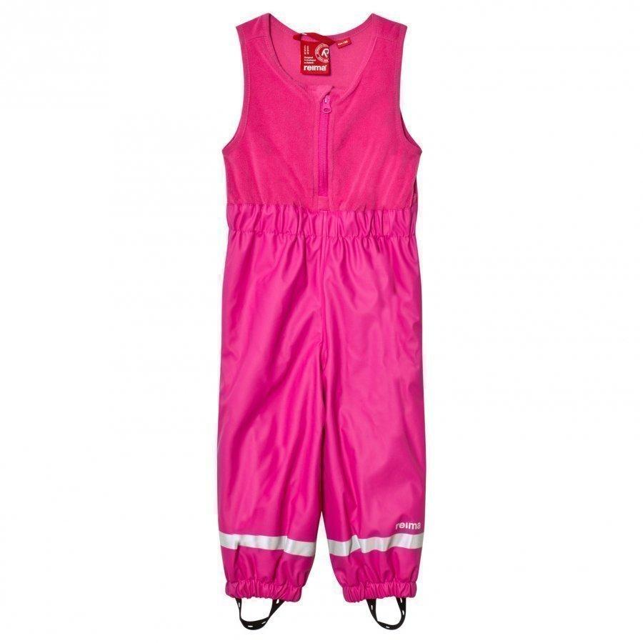 Reima Rain Pants Loiske Pink Sadehousut