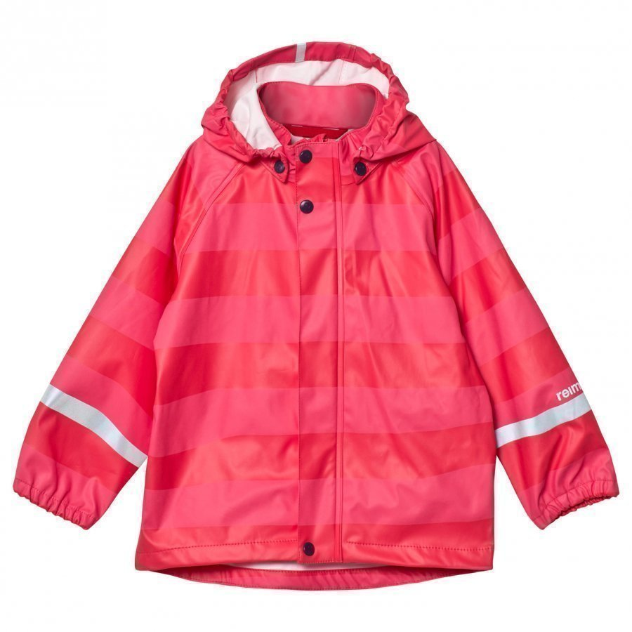 Reima Raincoat Vesi Red Sadetakki