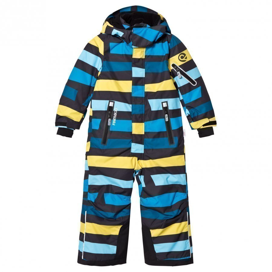 Reima Reimago Winter Snowsuit Reach Blue Toppahaalari