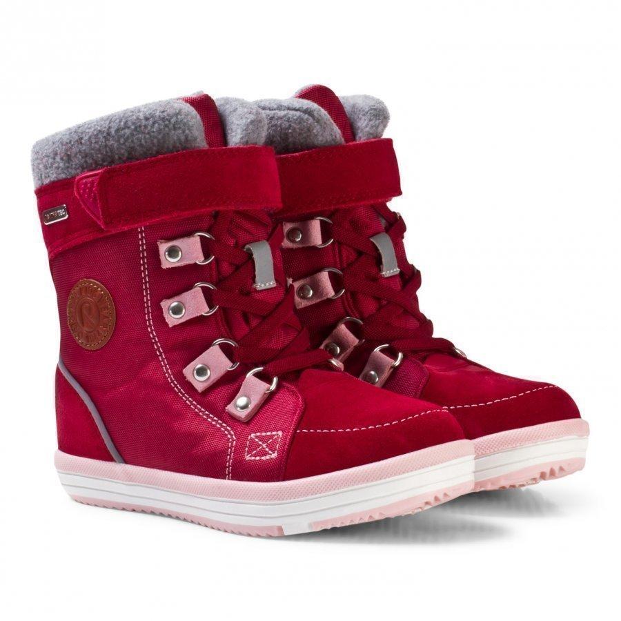 Reima Reimatec Boots Freddo Dark Berry Talvisaappaat