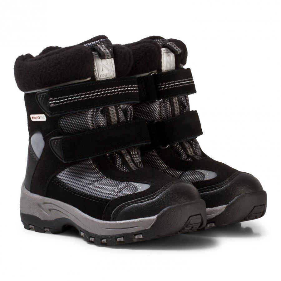Reima Reimatec Boots Kinos Black Talvisaappaat