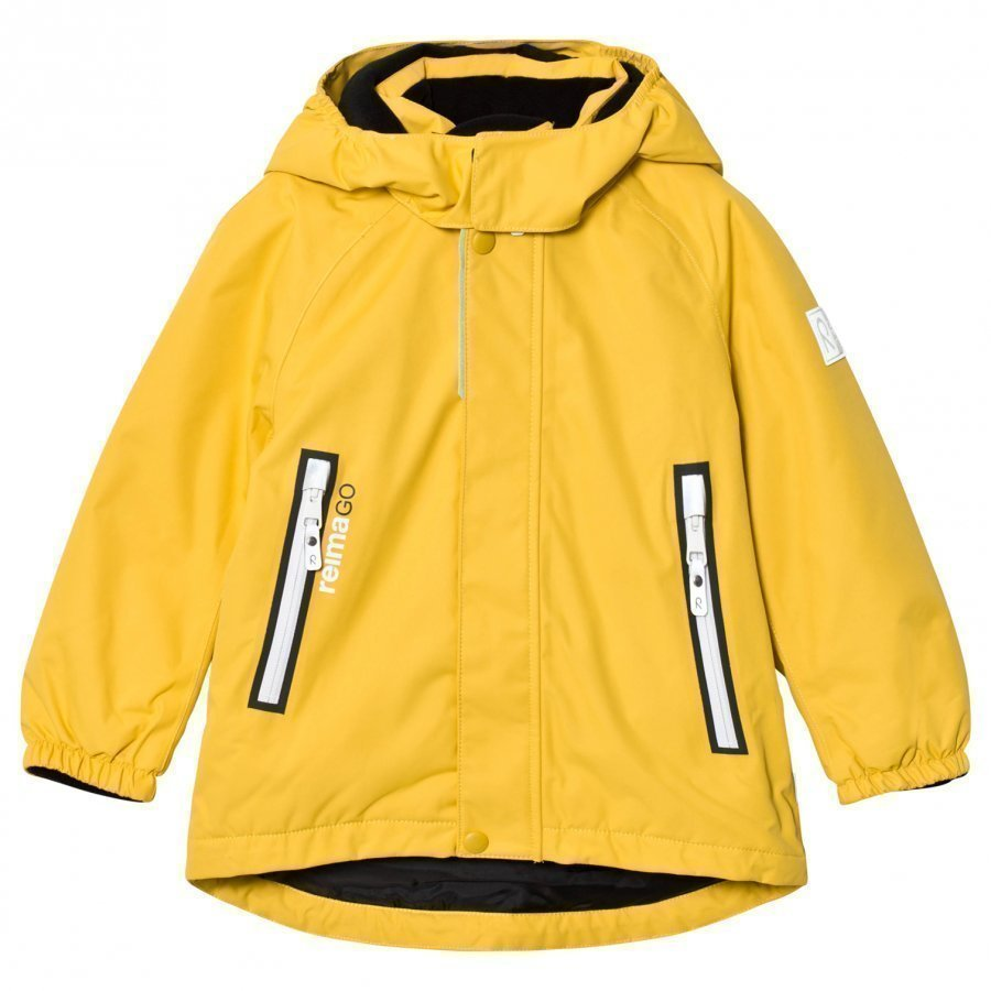 Reima Reimatec Chant Jacket Yellow Kuoritakki