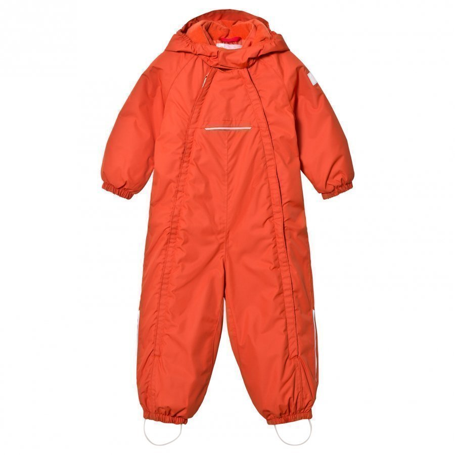 Reima Reimatec Copenhagen Winter Coverall Foxy Orange Toppahaalari