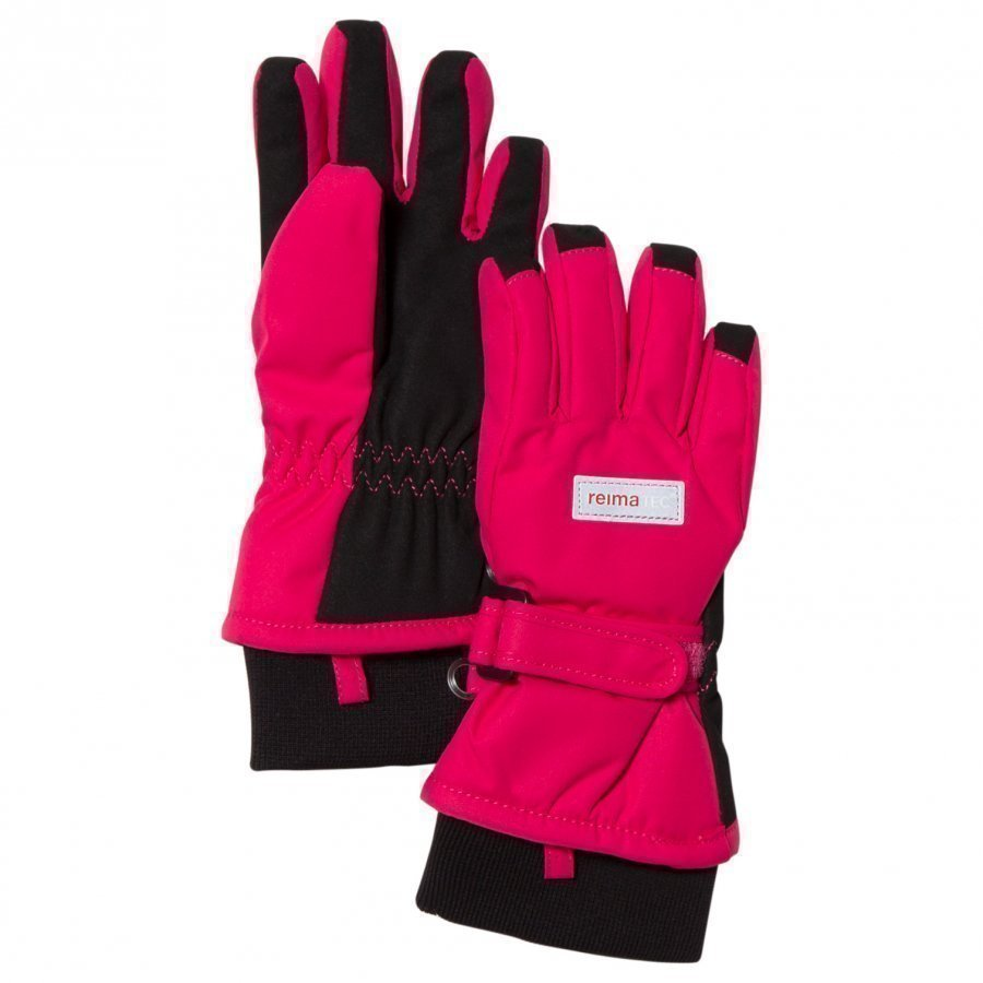 Reima Reimatec Gloves Tartu Berry Fleece Hanskat