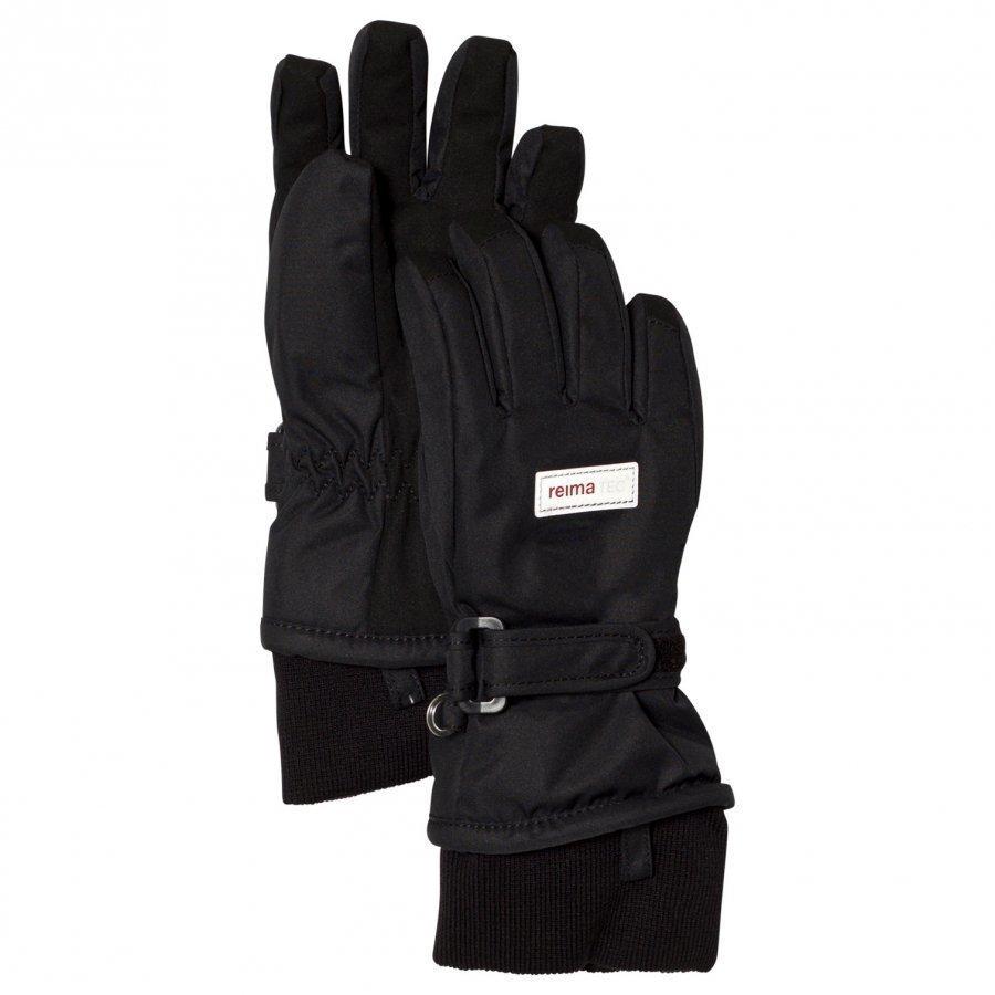 Reima Reimatec Gloves Tartu Black Fleece Hanskat