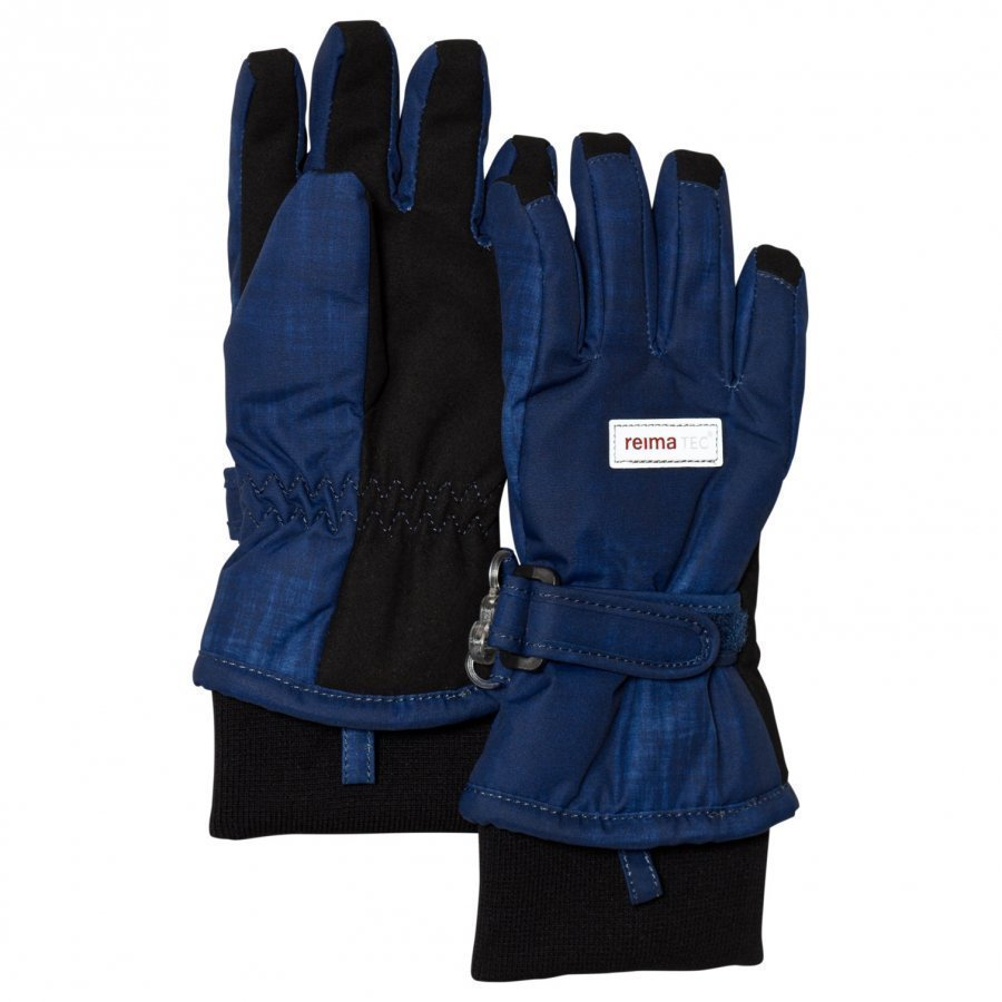 Reima Reimatec Gloves Tartu Navy Fleece Hanskat