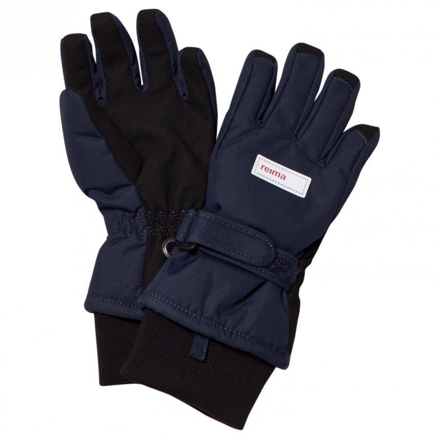 Reima Reimatec Gloves Tartu Navy Fleece Hanskat