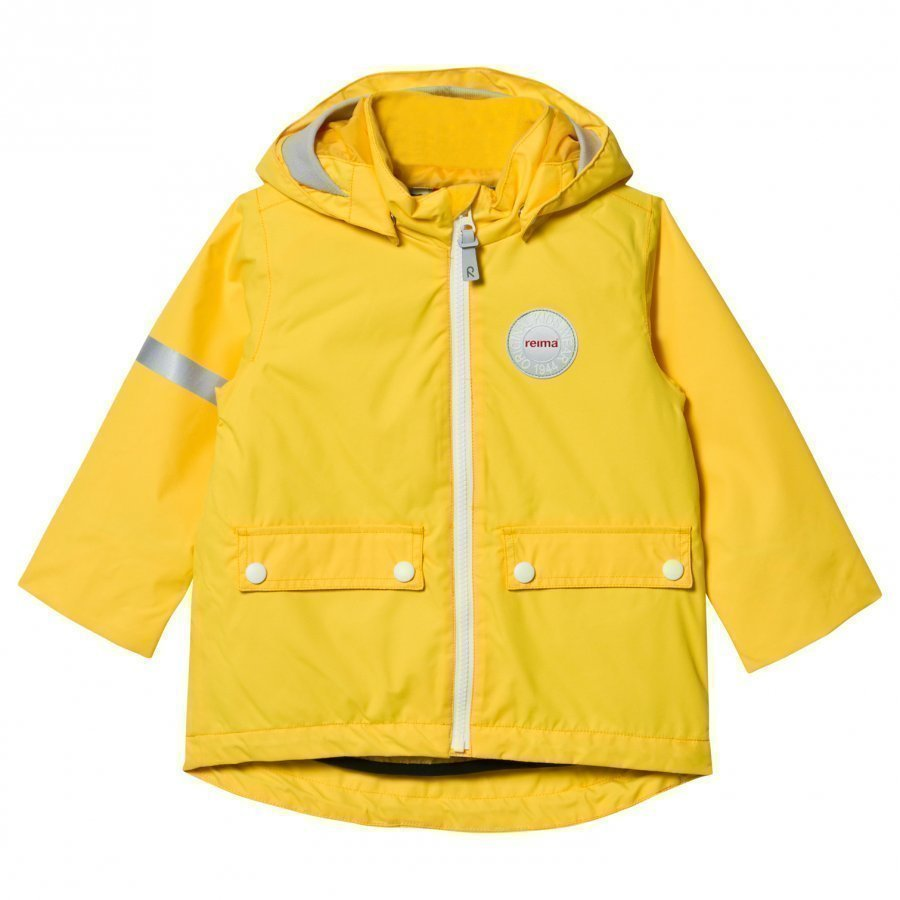 Reima Reimatec Jacket Yellow Kuoritakki
