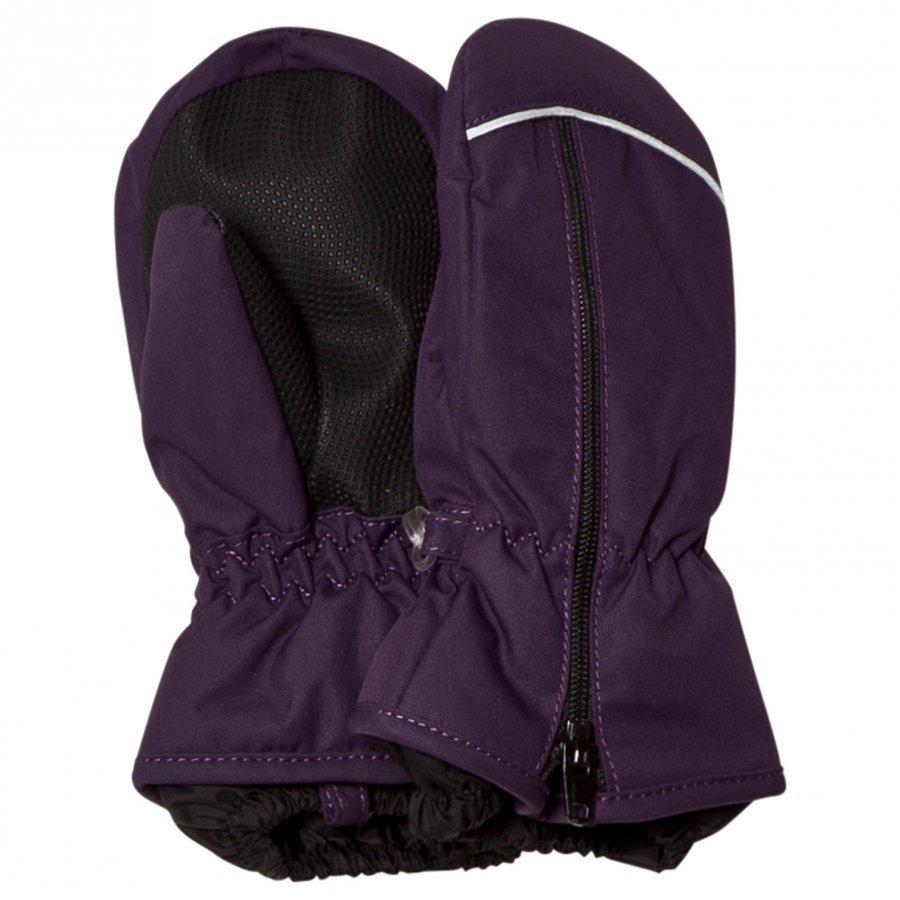 Reima Reimatec Mittens Tepas Deep Violet Fleece Lapaset
