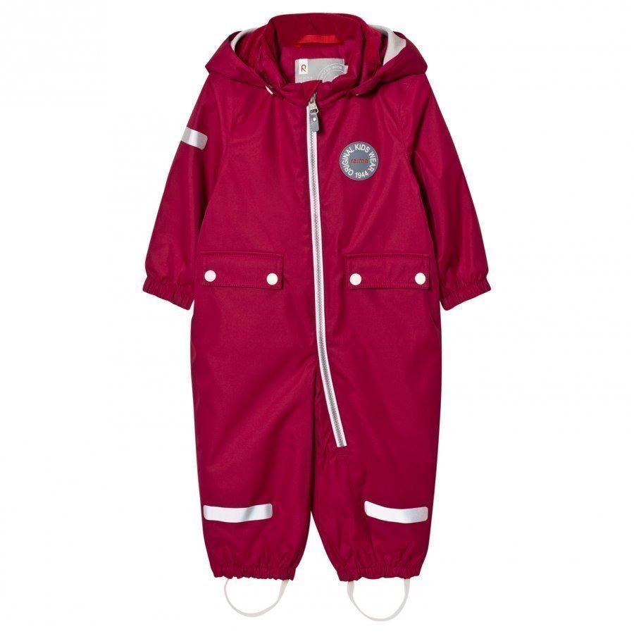 Reima Reimatec Winter Fangan Coverall Dark Berry Toppahaalari