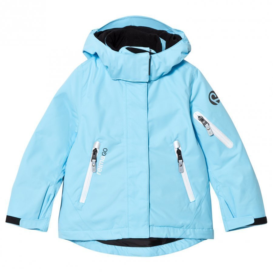 Reima Reimatec Winter Jacket Roxana Light Blue Kuoritakki