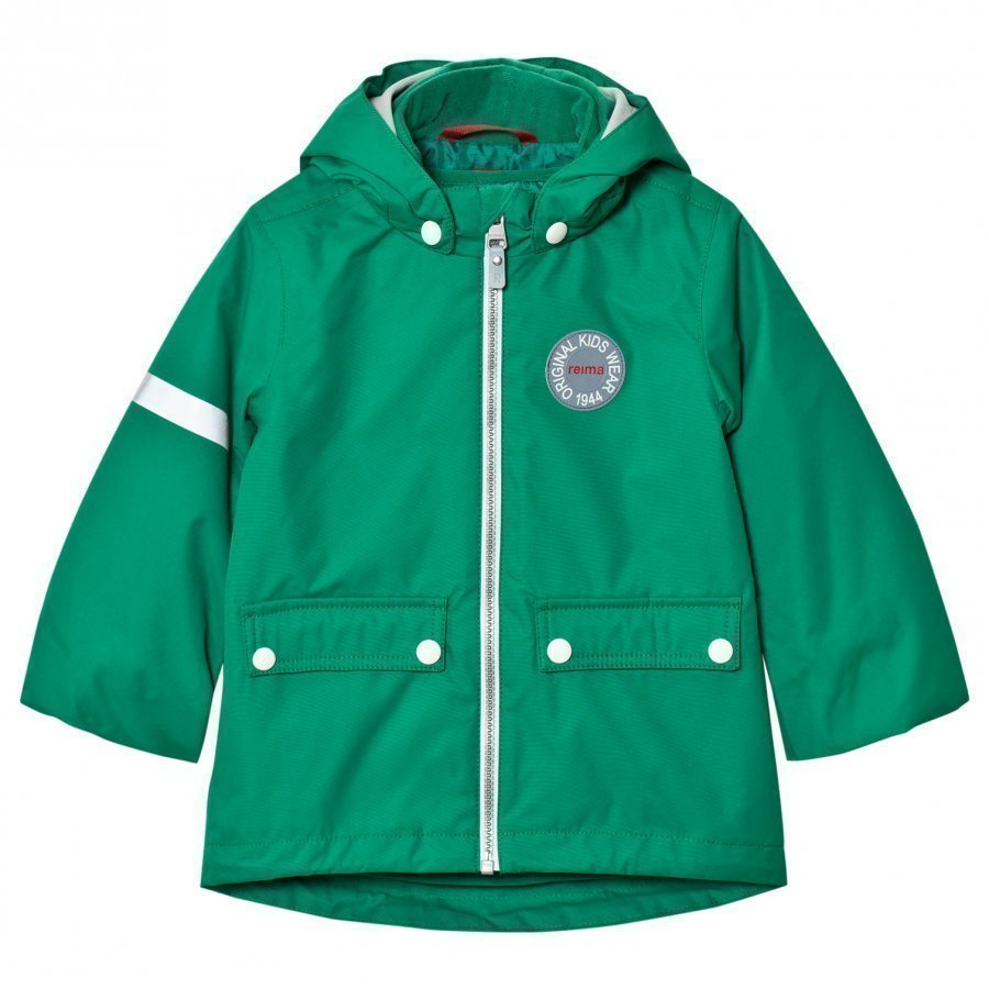 Reima Reimatec Winter Jacket Taag Green Kuoritakki
