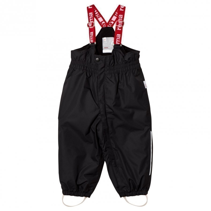 Reima Reimatec Winter Pants Stockholm Black Sadehousut