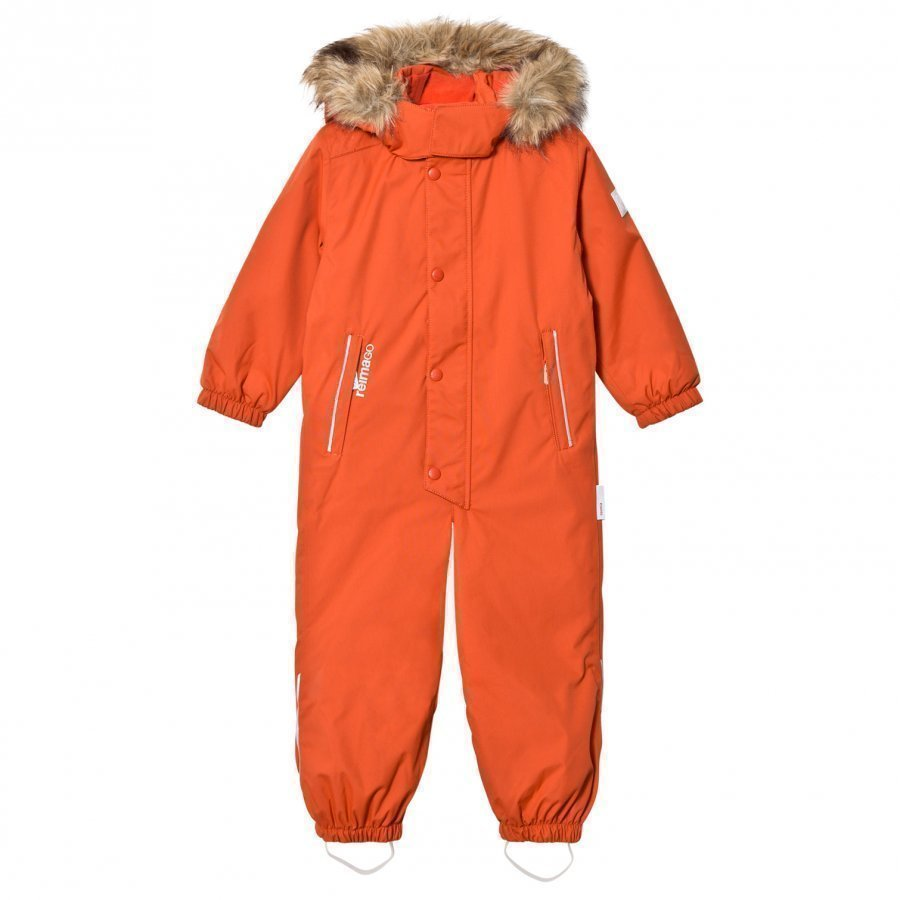 Reima Reimatec Winter Snowsuit Stavanger Foxy Orange Toppahaalari