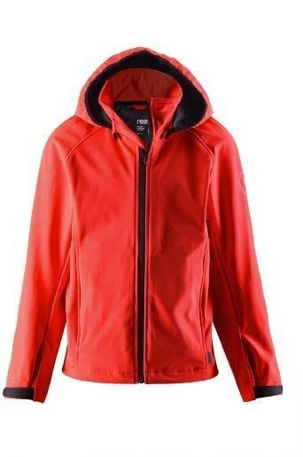 Reima Rhyolite Jacket Softshell Takki Oranssi