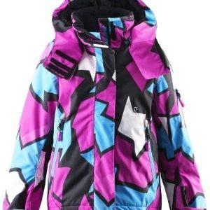 Reima Roxana Girls Jacket Toppatakki Pinkki