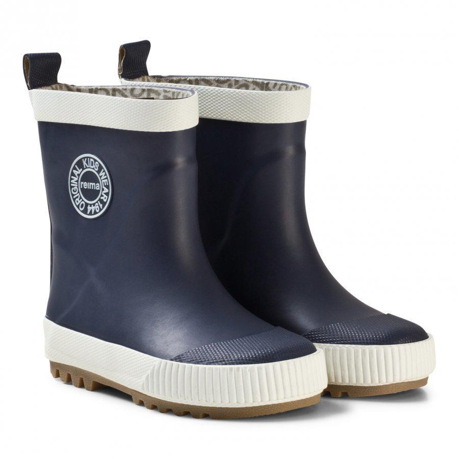 Reima Rubber Boots Taika Navy Kumisaappaat