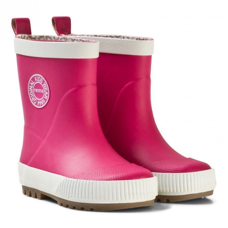 Reima Rubber Boots Taika Pink Kumisaappaat