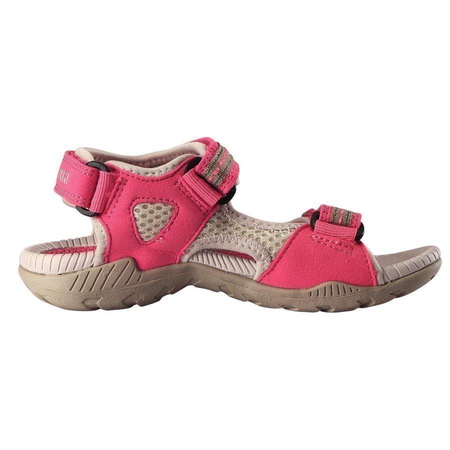 Reima Sandaler Luft Raspberry Red Slip On Sandaalit